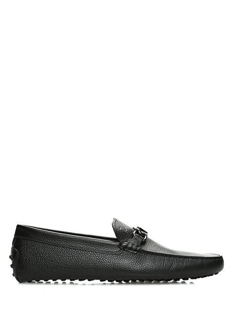 Tod's Deri Ayakkabı Siyah